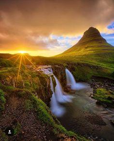 grundarfjörður snæfellsnes @vincentjamesphotography