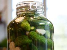 Mjölksyrad gurka (kock Per Morberg)
