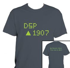 Delta Sigma Pi 1907 Stock Quote T-shirt - Monkey's Work