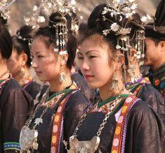 2006 - Taijiang County Shidong Miao Sisters Festival