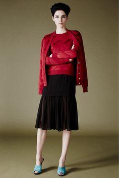 Jonathan Saunders Collection Slideshow on Style.com