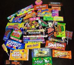 the 80s decade | reviewed the 1980's Decade Box (4 lb.) from Old Time Candy Company ...