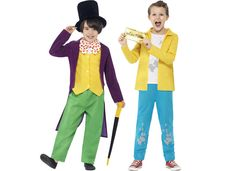 Charlie and the Chocolate Factory Costume