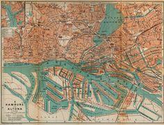 Hamburg & Altona 1910