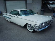 '60 Chevy Impala Sport Coupe