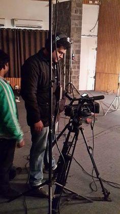 Workshop on multi-camera shoot.