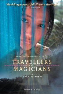 Travelers and Magicians, Bhutanese film, beautiful scenery, interesting story