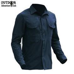 137636d9466e Tactical Gear Quick Dry Military Shirt Men Breathable Soft Elastic New  Fabric Shirts Long Sleeve Stretches