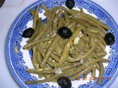 Taze Börülce Salatasi