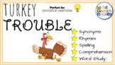 The Wise Teacher Teaching Resources | Teachers Pay Teachers Creative Graphic Organizer, Graphic Organizers, Turkey Trouble, New Vocabulary Words, Sight Word Worksheets, Sight Words, Read Aloud, Task Cards, Reading Comprehension