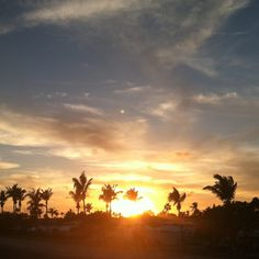 Sunset in the Florida Keys