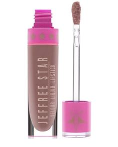 Jeffree Star Cosmetics - Celebrity Skin Velour Liquid Lipstick. Jeffree Star liquid lipstick goes on opaque, dries completely matte and stays on for hours! This product is 100% vegan cruelty-free!