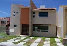Resultado de imagem para fachada de casas minimalistas