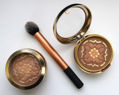 Rosy Disposition: Review: Physician's Formula Argan Wear Bronzers