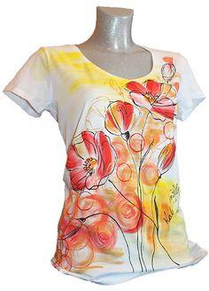 b80856a6d2a 300 nejlepších obrázků z nástěnky Malovaná trička