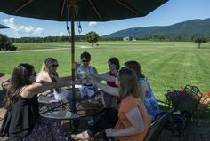 Virginia's wineries offer a wide range of experiences, from stunning views to fine dining and family fun.