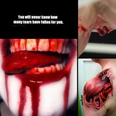 ADDICTED TO THE ABYSS #Vampire mood board #promotehorror #iartg #horror #red #blood #love #angst #gay #gore Book coming soon