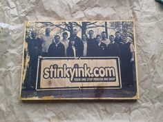 Printing on to wood in 5 easy steps -- Stinkyink.com