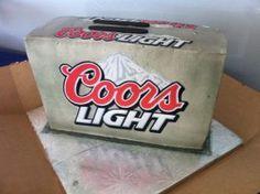 Coors Light Birthday Cake @Sharise Steggell