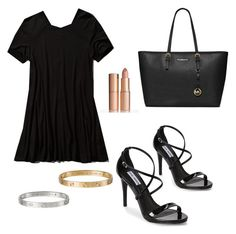 """Lunch with friends"" by itsbrianasanders on Polyvore"