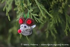 25 Christmas Tree Ornaments Kids Can Make | About Family Crafts