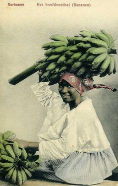 Bananen (Suriname)