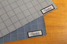 Signature Blocking Cloth - has a grid for precision blocking!