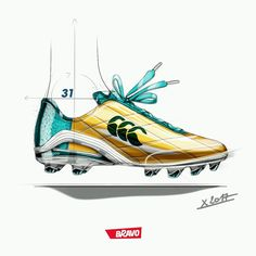 Inktober 27/31—Bravo33 . . . . . #ifdsketchwar #footwearforum #indonesiafootweardesigner #inktober2017 #inktoberitaly #pensole #pensolesketch #canterbury #footballshoes #politecnicocalzaturiero #iedbarcelona #footwearsketch #footweardesign #sketchaday #sketchbook #industrialdesign #shoeporn #shoelover #instashoes #art #illustration #padova #rome #italy #montebelluna #attivastudio #famostascarpa #bravo #silvanospada @inktober.id @footwearforumid