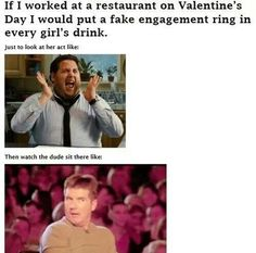 Yes! Valentine days is really made for single lonely girls.. :P