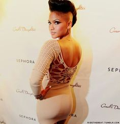 #Cassie ..perfect hairstyle