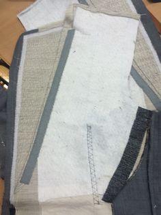 Sewing Hacks, Sewing Tutorials, Sewing Patterns, Wedding Waistcoats, Bespoke Tailoring, Jacket Pattern, Needle And Thread, Mens Suits, Menswear
