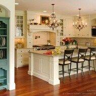 Victorian Kitchen Cabinets