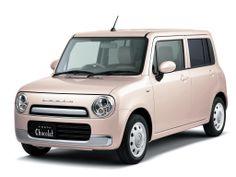 "2013 Suzuki Alto Lapin ""Chocolat"""