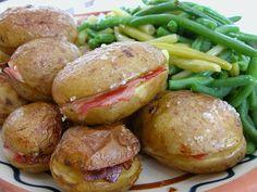 Kartoffelburger