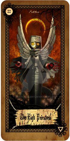 http://cottonvalent.deviantart.com/art/Tarot-card-The-High-Priestess-327675303