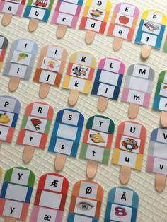 Ispinne-spill for å øve på første lyd i ord – Språkhjerte Quick And Easy Crafts, Easy Crafts For Kids, Toddler Crafts, Rock Candy Experiment, Candy Experiments, Birthday Traditions, Holiday Traditions, Sensory Toys For Kids, Birthday Canvas