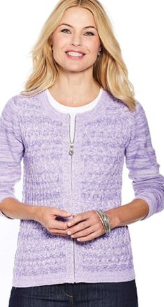 Pin by Jean Howell on Clothing and Footwear   Cardigan, Zip
