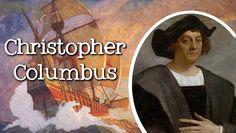 Christoffel Columbus (1451-1504) is van oorsprong een Italiaan. Hij kreeg geen goed onderwijs dus werd hij maar een zeeman. Daarna is Columbus verhuist naar Portugal en nog later naar Castilië.