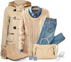 Outfits Ideas de Polyvore para Invierno 20