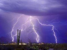 arizona skies lightning