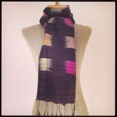 Offrir une écharpe pour femme