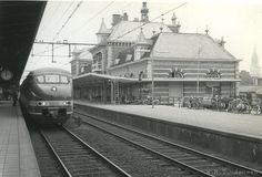 Station Delft (jaartal: 1960 tot 1970) - Foto's SERC