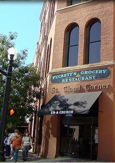 Puckett's Grocery. Goodguys Rod & Custom Association Nashville Nationals.