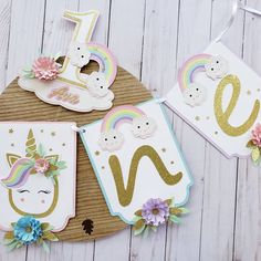 21 Likes, 2 Comments - Lourdes Morales High Chair Banner, Paper Artist, Baby Crafts, Unicorn, Instagram, A Unicorn, Unicorns, Baby Art Crafts