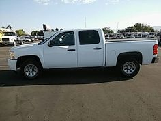 Used 2007 Chevrolet Silverado 1500 Work Truck Crew Cab 4WD for Sale in Boise ID…
