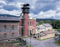 Czech Republic - Příbram Mining Museum Prague, Underground Tour, Czech Republic, Museum, Tours, Mansions, House Styles, World, Amazing