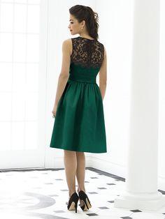 vestidos color verde oscuro con negro - Buscar con Google