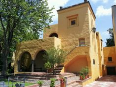 "Casa Iteso Clavigero featured in Blanca de la Torres' ""Guadalajara: A Chain Reaction"". http://www.coleccioncisneros.org/editorial/cite-site-sights/guadalajara"