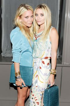 To celebrate their 28th birthday we are taking a look back at the Olsen's 35 best fashion moments through the years.