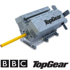 Top Gear V8 Pencil Sharpener
